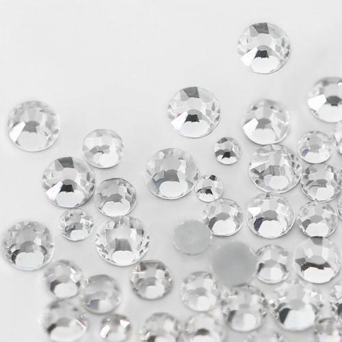 Стразы Crystal,стекло (Упаковка 1440 шт., размер ss5)