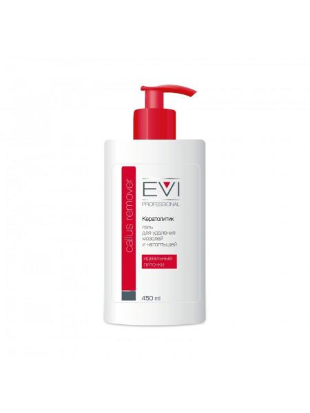 EVI Professional Гель для удаления мозолей и натоптышей 450 мл.