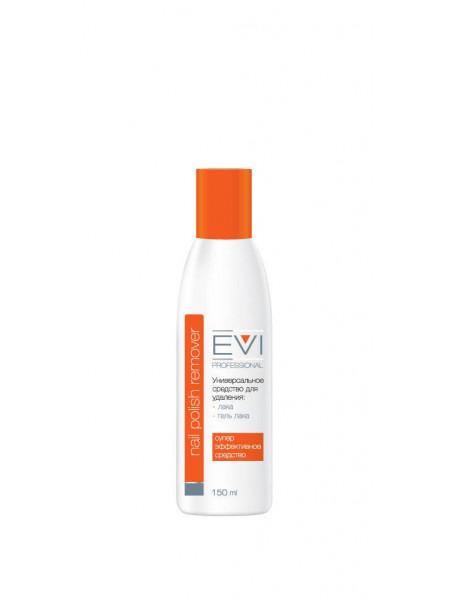 EVI Professional Средство для удаления лака и гель-лака 150 мл