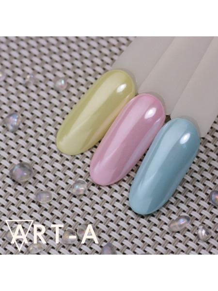 Жемчужная пудра для дизайна ногтей