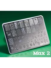 Пластина для стемпинга Art-A MAX 2-37